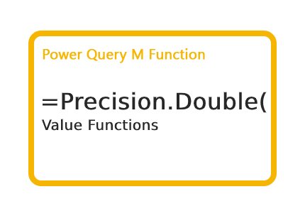 Precision.Double Function
