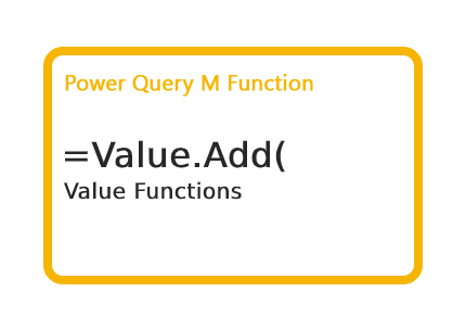 Value.Add Function