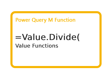Value.Divide Function