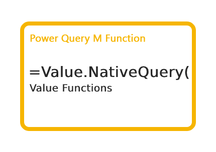 Value.NativeQuery Function