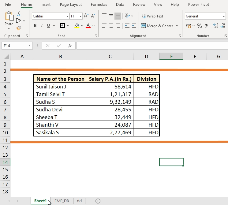How to Rename a Worksheet   MS Excel   Excel In Excel