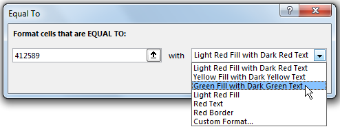 How to Highlight Cell rules based on Values in Pivot Table 28