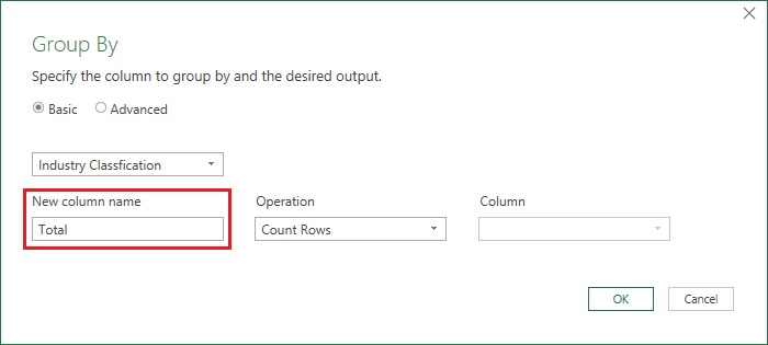 GroupBy in PowerQuery 2
